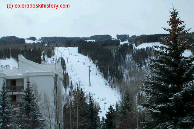 most expensive chair lift brookstone zero gravity history of vail