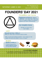 2021 Founders Day Event