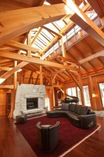 Colorado Timberframe - Custom Timber Frame Homes