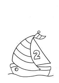 3 4 Anni, Disegni per bambini da colorare