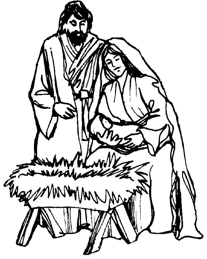 Geboorte Van Jezus 1