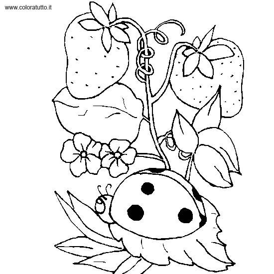 Primavera 13, Disegni per bambini da colorare