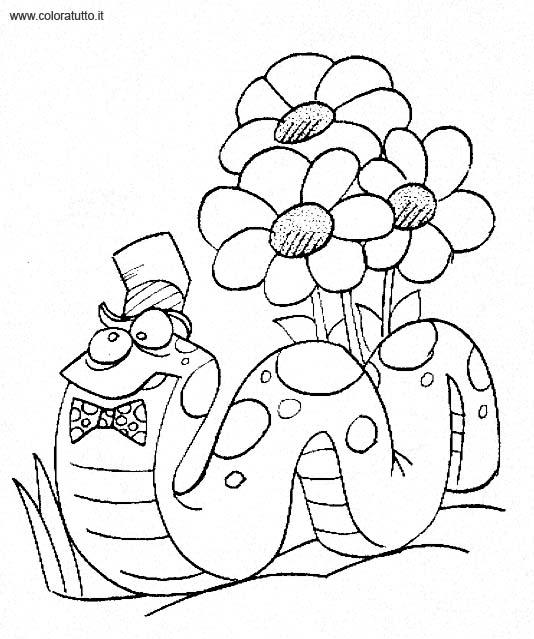 Primavera 16, Disegni per bambini da colorare