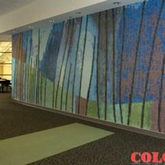 Kitchen Table Top Cabinet Drawer Public Art Mosaics | Colorco Ltd - Custom Surface Design ...