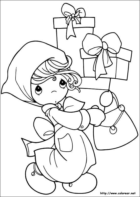 Navidad Para Colorear Demaisonflionco