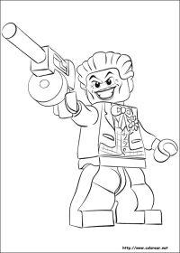Joker En Mi Pieza 1er Dibujo