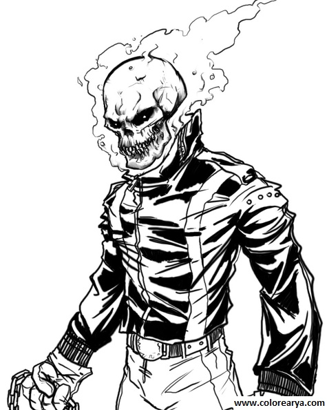 Ghost Rider In Avengers 4 End Game