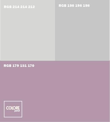 Trova tantissime idee per pareti color lilla. Tabelle Abbinamento Colori