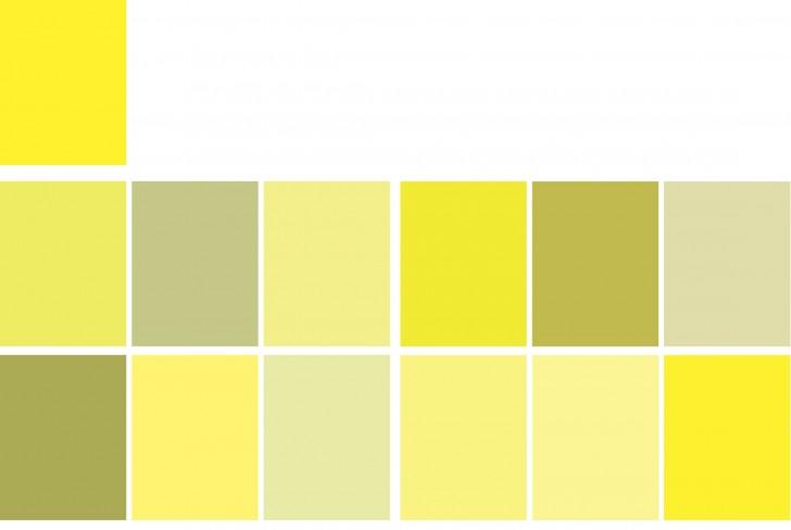 Schema colore monocromatico  COLOREPUROIT