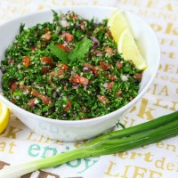 Fresh & Light Authentic Lebanese Tabbouleh
