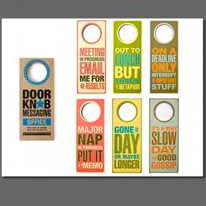 Branding with Door Hangers – ColorFX Blog
