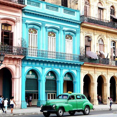 Habana Vieja (A 8 minutos a pie)