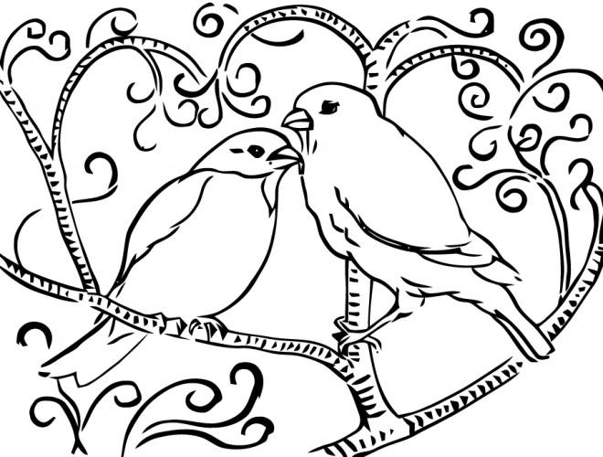 Coloriage Oiseau Mandala Dessin Gratuit Imprimer