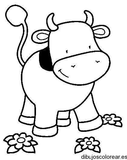 Coloriage Vache 4 Coloriage Vaches