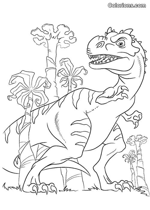 Scrat Ice Age Coloring Pages Coloring Pages