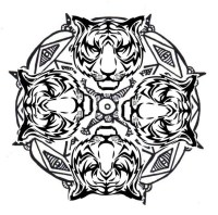 Coloriage Adulte Tigre Free Coloring Page Coloring