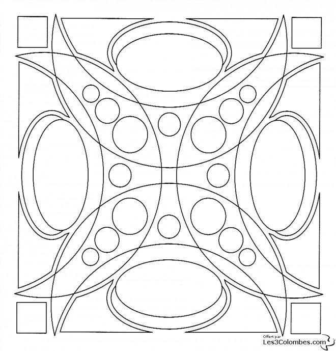 dessin à imprimer: dessin en 3d a imprimer