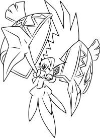 Coloriage De Pokemon Gx Coloriage Pokemon Gx