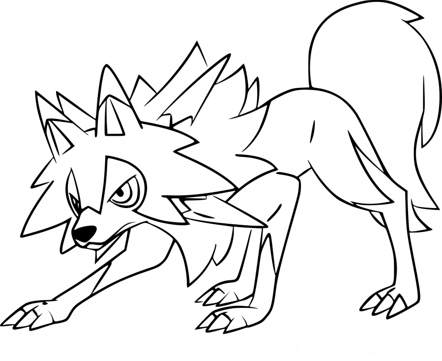 Solgaleo Coloring Pages Coloring Pages Kids 2019
