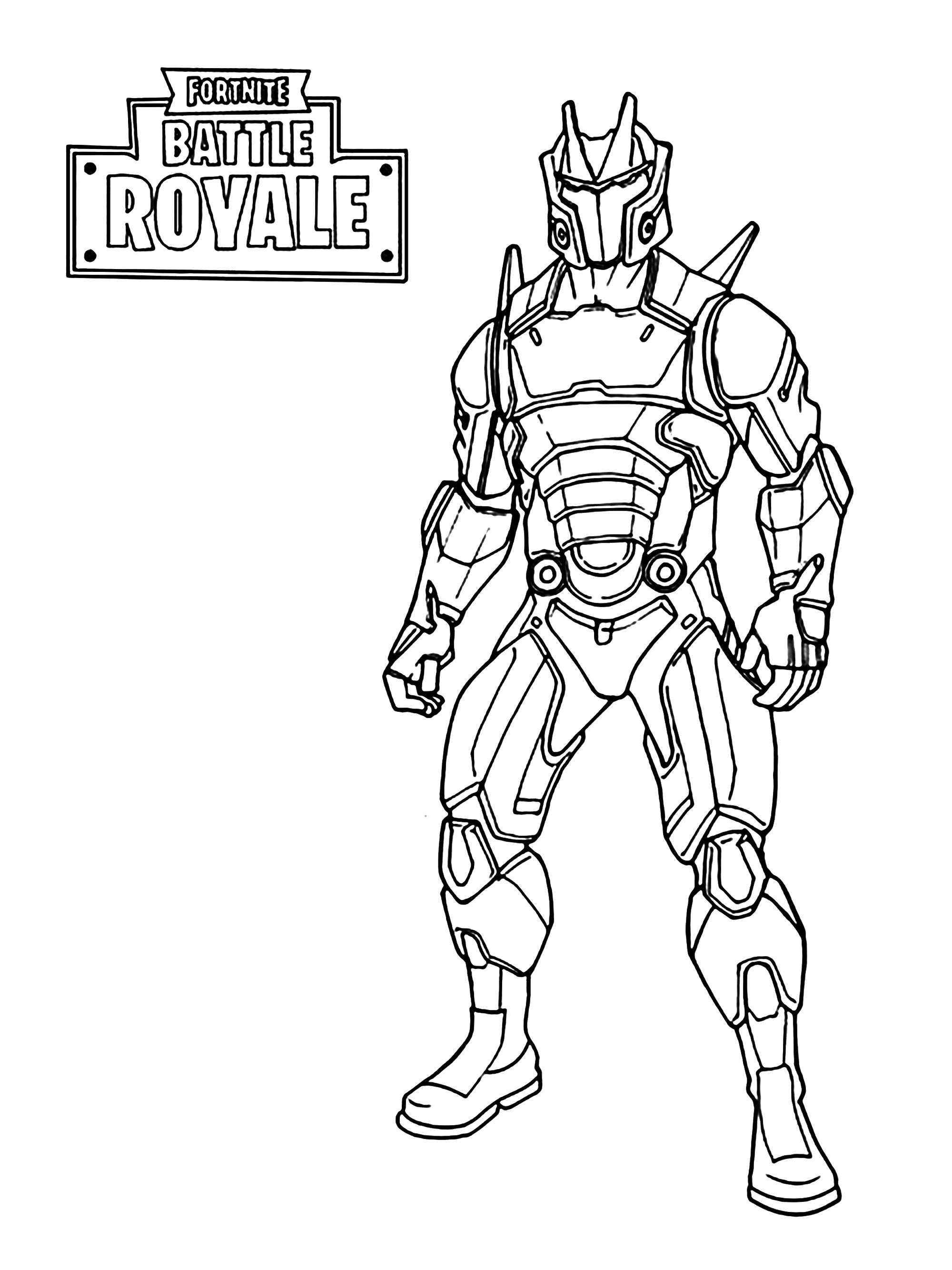 Fortnite Coloring Pages Rust Lord Get Coloring Page Ballersinfo Com