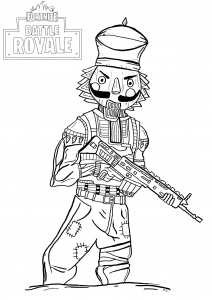 Fortnite Battle Royale : Planeur - Coloriage Fortnite ... - 212 x 300 jpeg 32kB