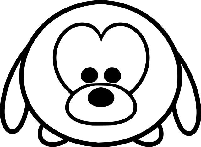 Dessin A Imprimer Disney Tsum Tsum - damaging-hr