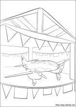 Coloriage Planes, choisis tes coloriages Planes sur