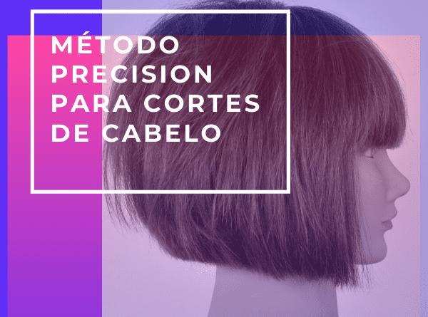 Método de Precisão em cortes de cabelo feminino (Método Precision) (2)
