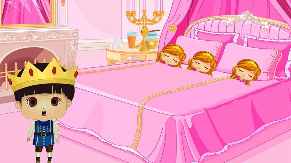 Cuento de los hermanos Grimm - La reina de las abejas