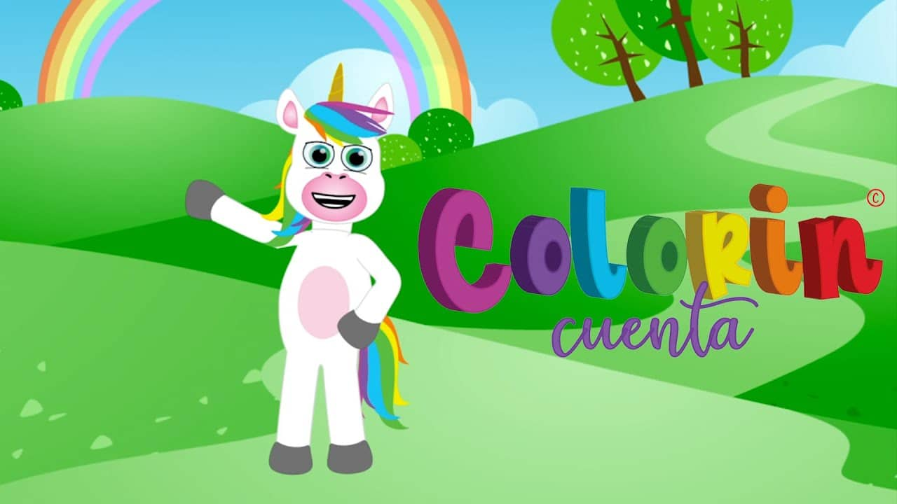 colorin cuenta canal youtube