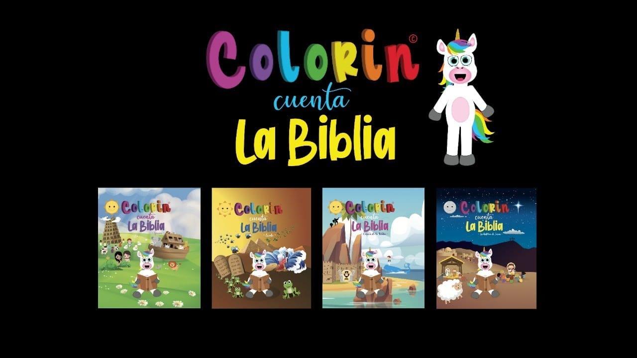 colorin cuenta la biblia youtube