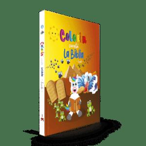 Colorin cuenta la Biblia - Éxodo -