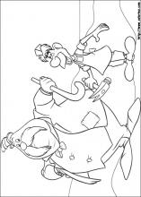 alice in wonderland coloring page # 18