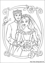 Barbie As The Princess And The Pauper Coloring Pages On Coloring Book Info