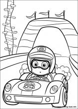 bubble guppies coloring page # 57