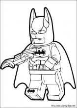 legos coloring pages # 18