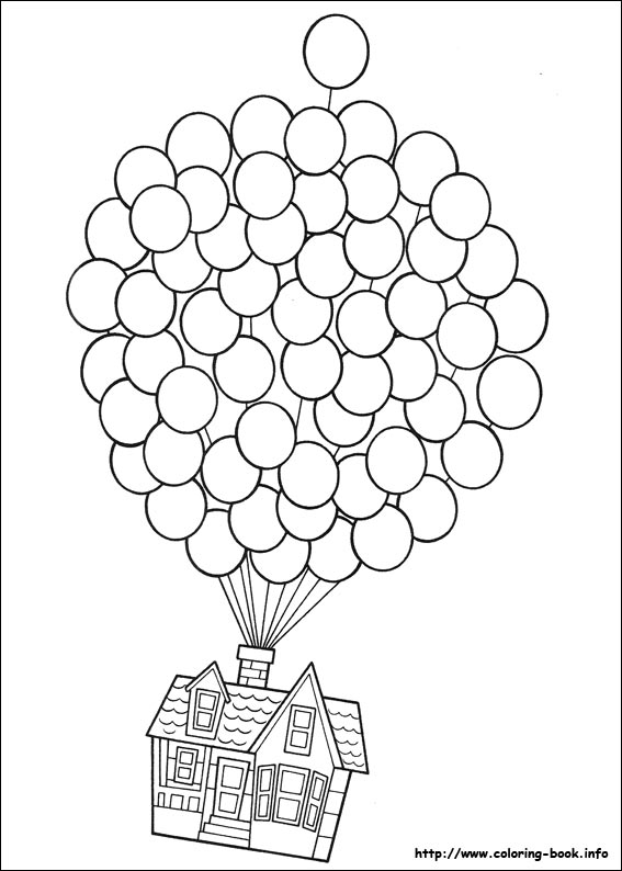 up coloring pages on