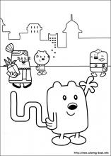wow coloring pages