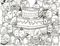 Kleurplaten Voor Volwassenen Verjaardag.Beautiful Kleurplaten Voor Volwassenen Verjaardag Eskayalitim