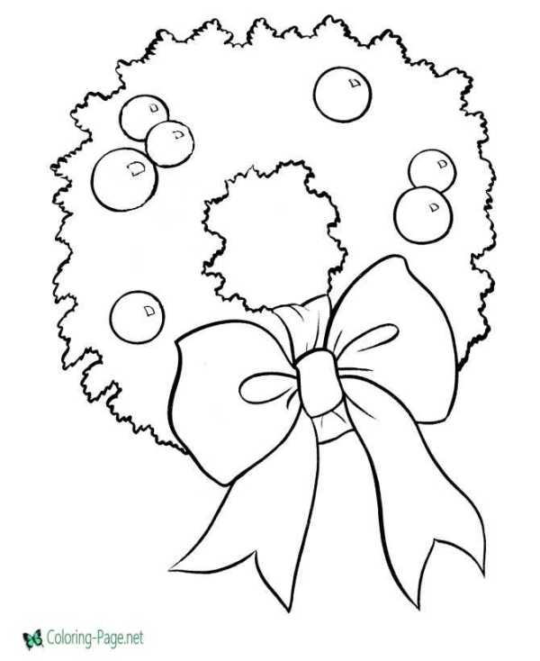 coloring christmas pages # 11