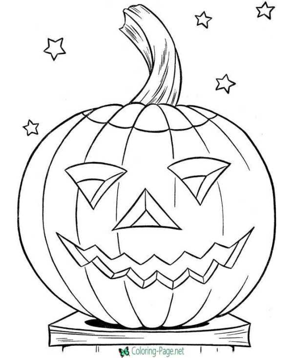 coloring pages halloween # 8