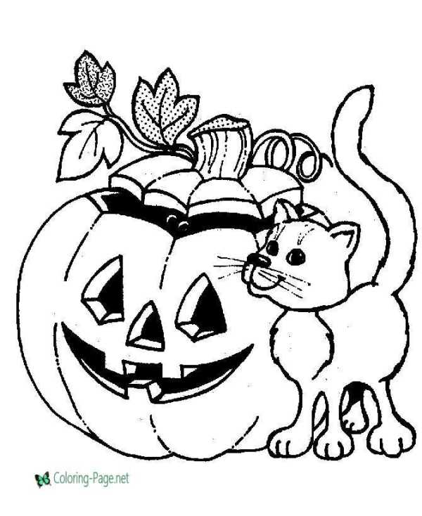 coloring pages halloween # 11
