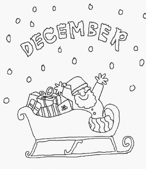 Free coloring pages of july 2015 calendar