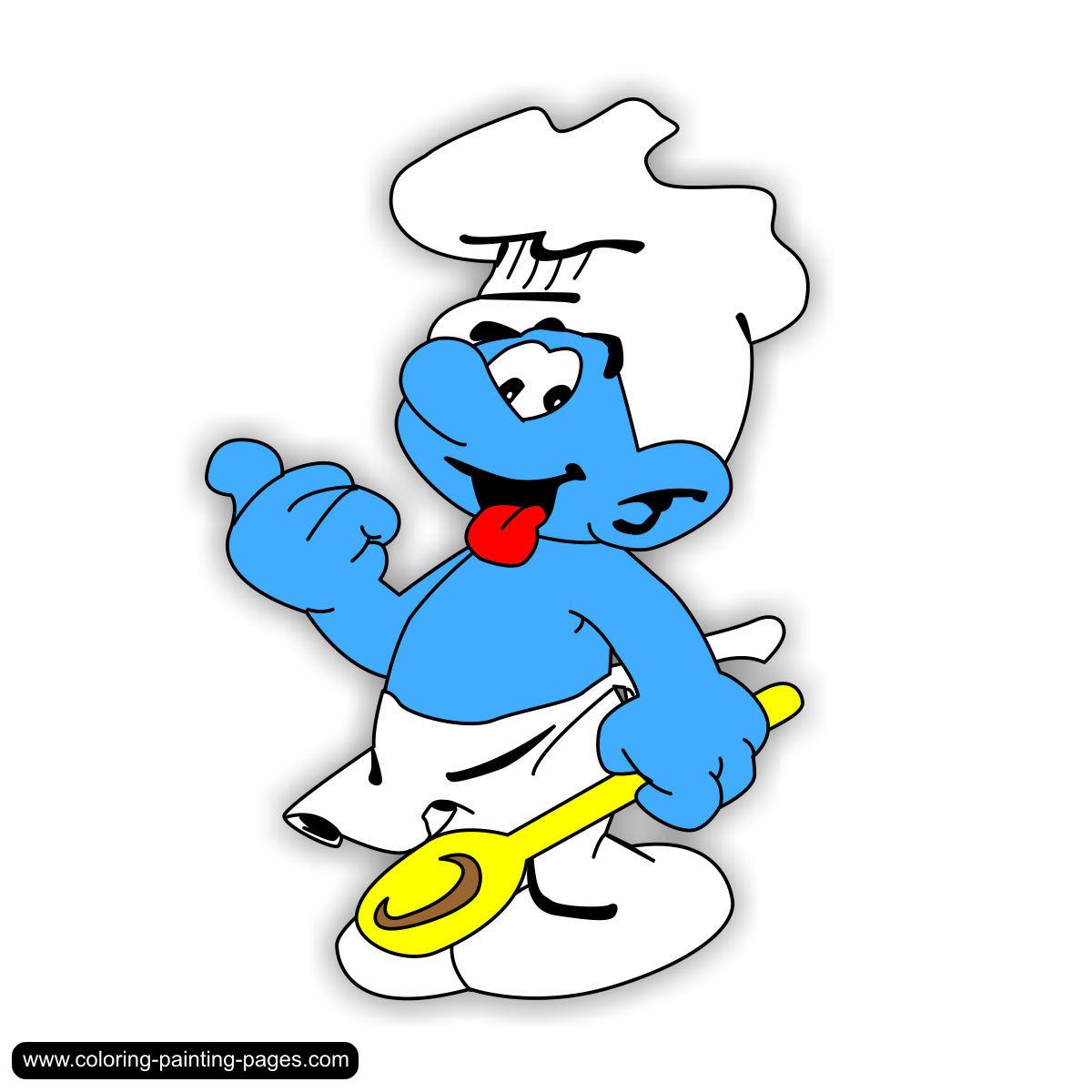 Smurfs 2 Movie Clipart