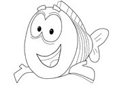 bubble guppies coloring page # 69