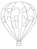 Hot Air Balloon Crafts and Activities for Kids