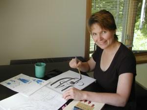 Author / Illustrator Anne Sibley O'Brien