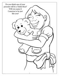 Coloring Books   Personalized Girl Birthday Coloring Book