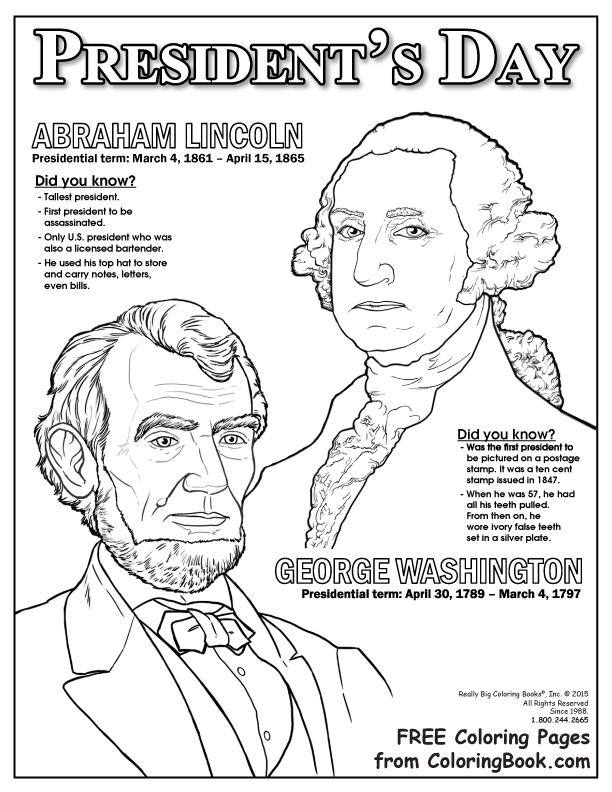 Free coloring pages of us government