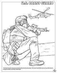 Coloring Book Publishers | U.S. Military Armed Forces ...